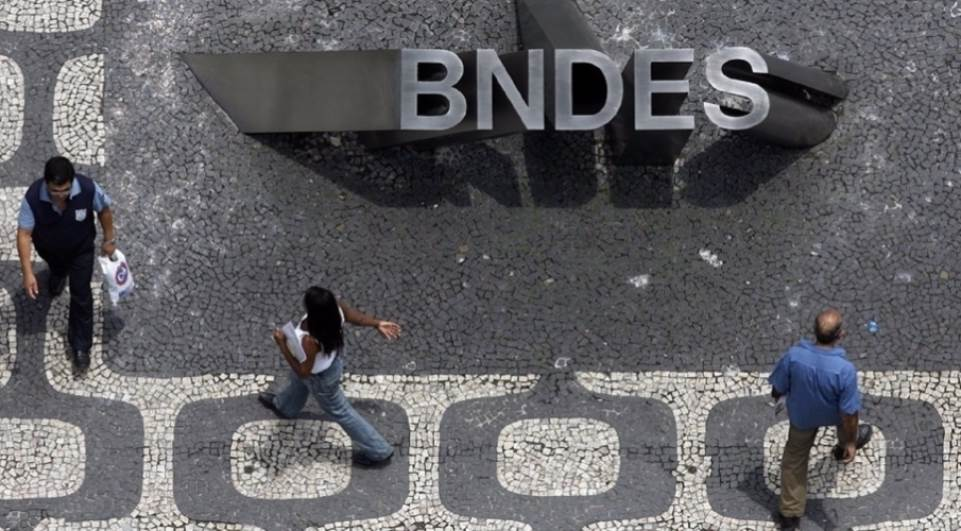 Sede do BNDES no Rio de Janeiro. Foto: Agência Brasil.