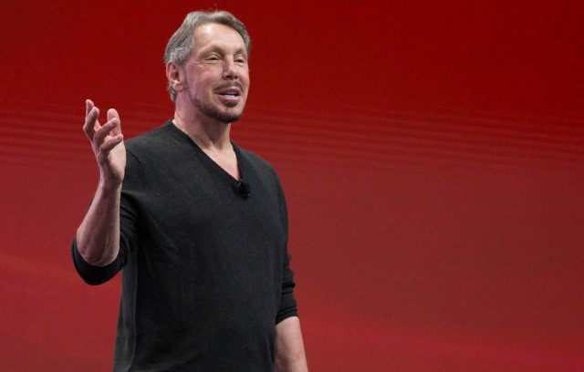 Oracle quer derrotar Amazon