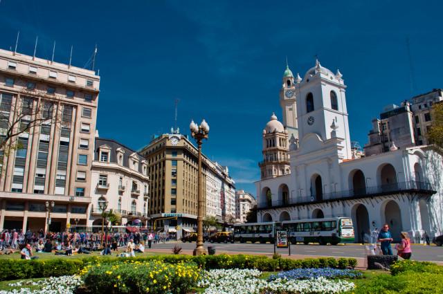 Oracle abre centro em Buenos Aires