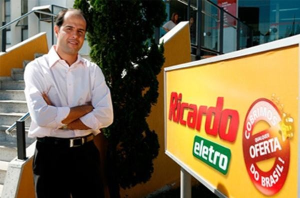 Ricardo Eletro unificada com Oracle