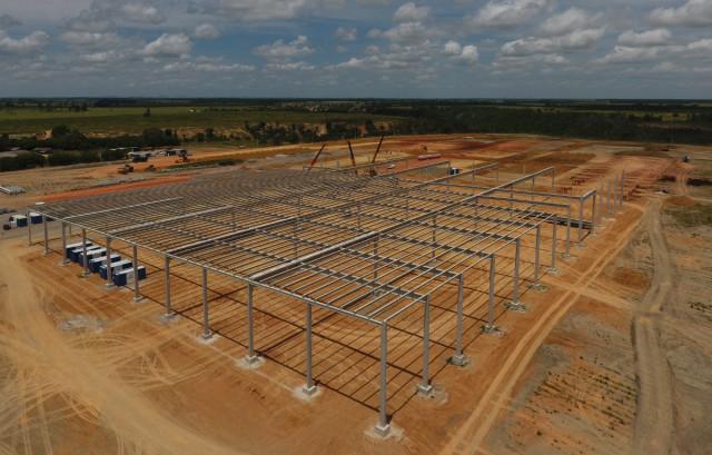 Placas do Brasil: SAP para iniciar operação