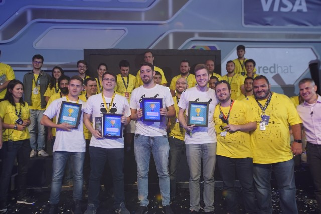 Empresários da Raiar vencem hackathon