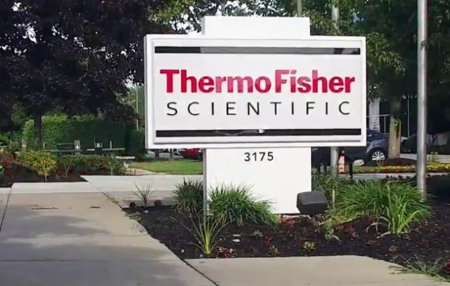 Thermo Fisher vai de JD Edwards