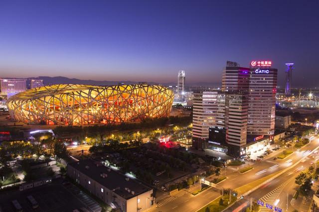 Startups buscam dinheiro na China