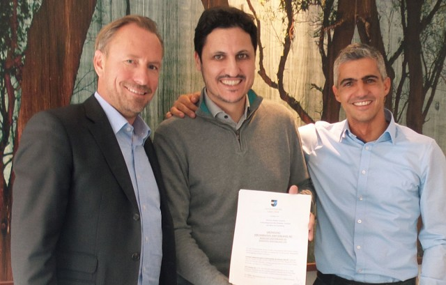 Inventsys abre empresa na Suíça