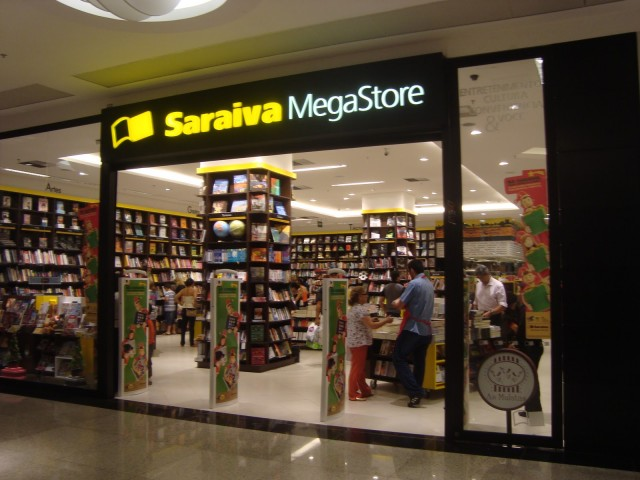 Saraiva: DB1 para integrar marketplaces