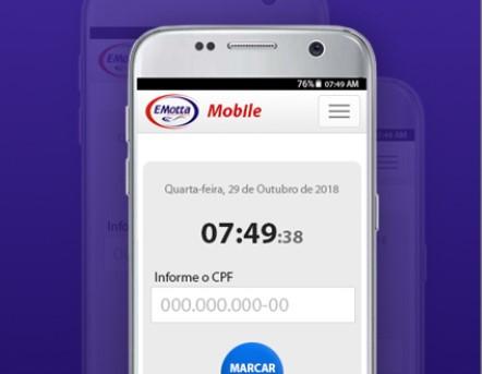 EMotta tem app para controle de ponto