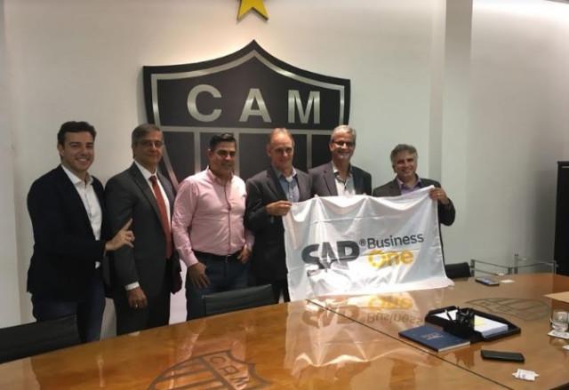 Atlético Mineiro vai de SAP Business One